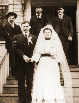 Maria Kochen and Vasili Krutilla, May 15th, 1904